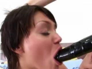 Video de raquette fetiche et de sport