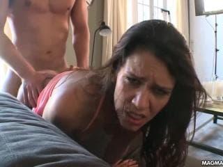 Video porno films jeune photographe prend son karma jordan