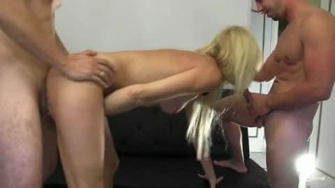 porno avec une amatrice française