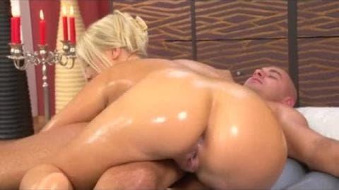 chubby slippery nuru massage
