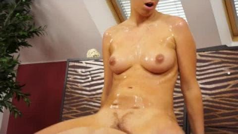 slippery nuru orgasm