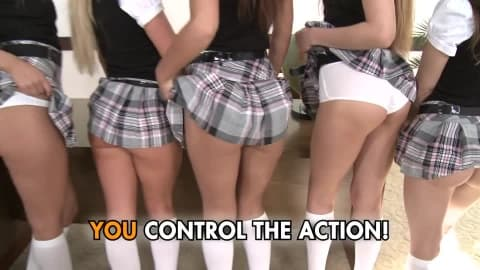 Hot teens and seduced teachers in Sorority Secrets 3