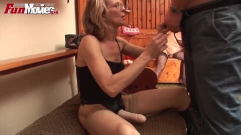 FUN MOVIES Cum On Granny- Marga, Gundi Moll