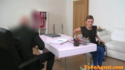 video porno casting