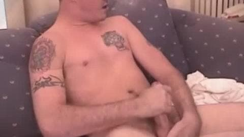 Young Guy Jacks Off and Cums For Amateur Video
