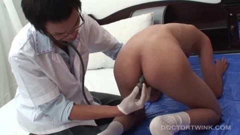 Kinky Medical Fetish Asians Albert and Adam