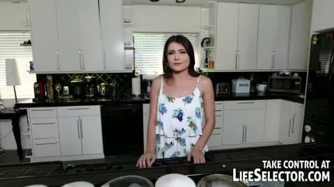 Valentine's Day home porn