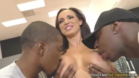Nikki Benz loves anal with BBC – Cuckold Sessions