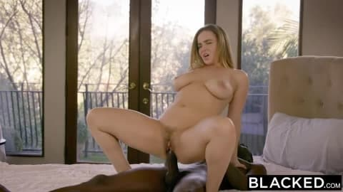 [Blacked] Naughty Girlfriend Natasha Nice Enjoys BBC Porn