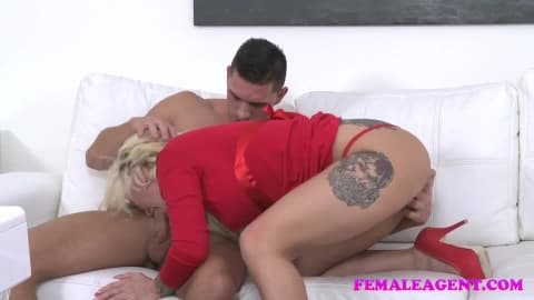 [Female Agent] Agent Loves Sexy Hot Blondes Figure HD Porn