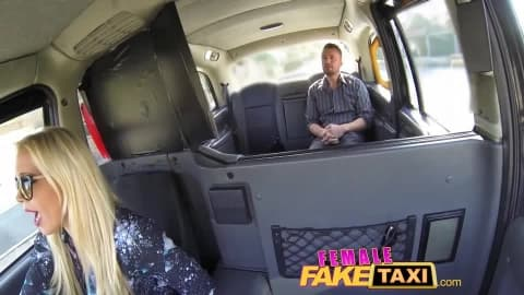 [Female Fake Taxi] Cocky Fella Shown whos the Boss HD Porn
