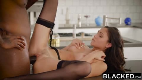 [Blacked] Pop Star Ariana Marie First Interracial HD Porn f1