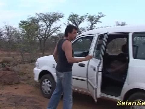 extreme african sex safari