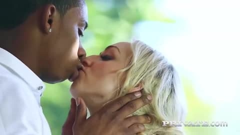 Private.com – First Interracial Experience for MILF Amber Deen