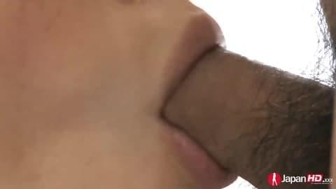 Between Her Lips