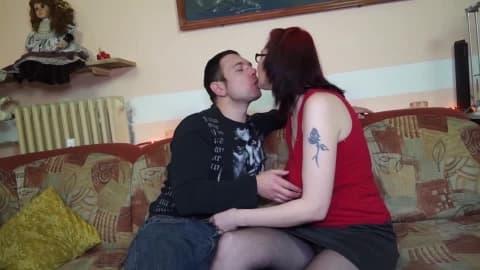 Casting porno maison d'un couple allemand amateur
