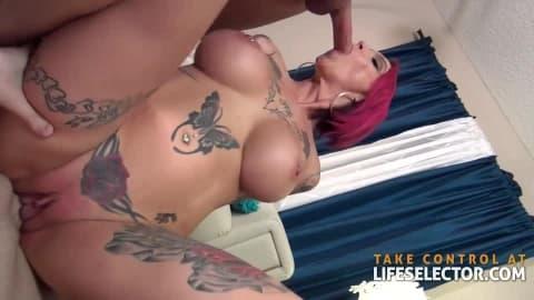 Anna Bell Peaks – Lusty Threesome (POV)